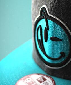 blauwe beanies