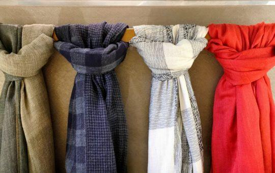 warme sjaals en omslagdoeken